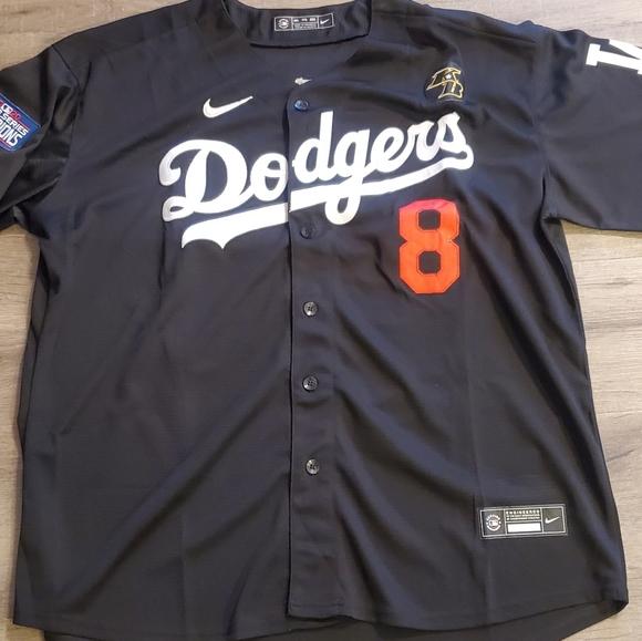 Nike Other | Dodgers Kobe Bryant Mens 3x Jersey | Poshmark